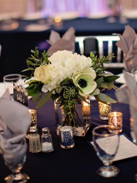 Venue Table Decoration
